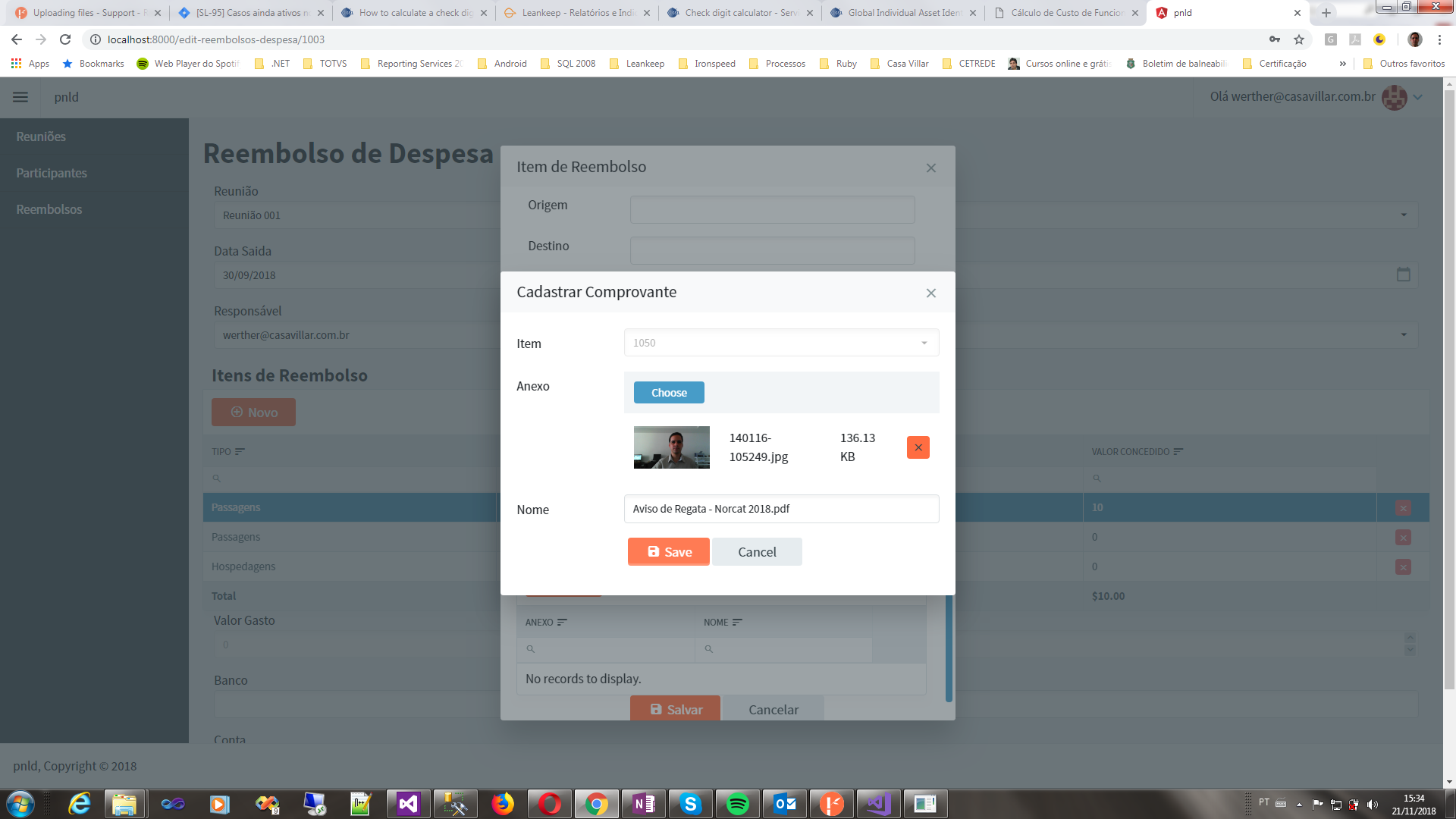 Uploading files - Angular - Radzen